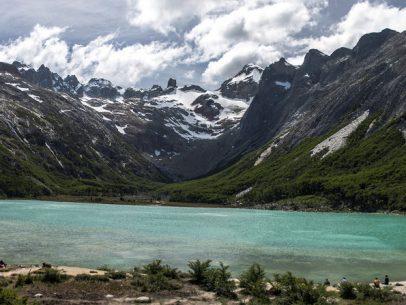 Esmerelda Lagoon, Ushuaia