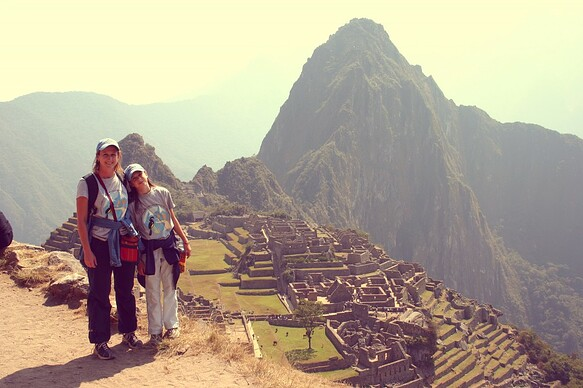 Machu Picchu should absolutely be on your bucket list.