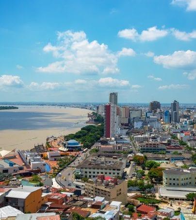 Guayaquil Ecuador Cityscape