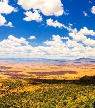 Great Rift Valley, Kenya