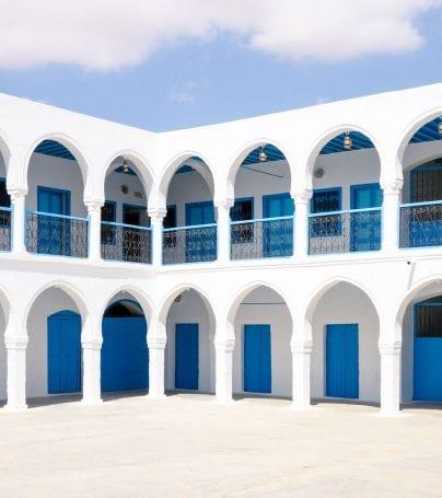 La Ghriba Synagogue, Tunisia