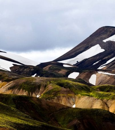 Hills of Landmannalauger, Iceland