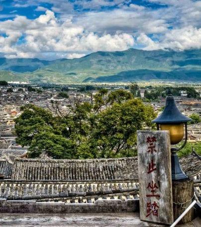Old Town Lijiang, China
