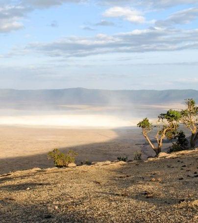 Ngorongoro Crater, Tunisia