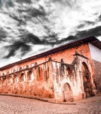 Patzucuaro, Michoacan, Mexico