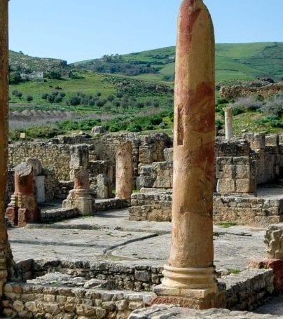 Bulla Regia in Tunisia
