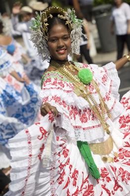 Panama's traditional clothing