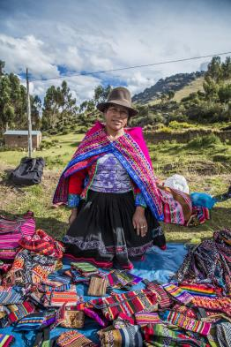 Meet locals from Pisac.