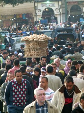 Welcome to busy and bustling Cairo