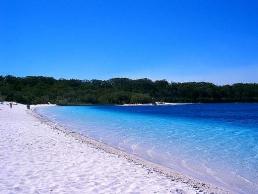 Consider an extension to Fraser Island