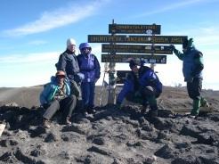 Uhuru Peak - 5