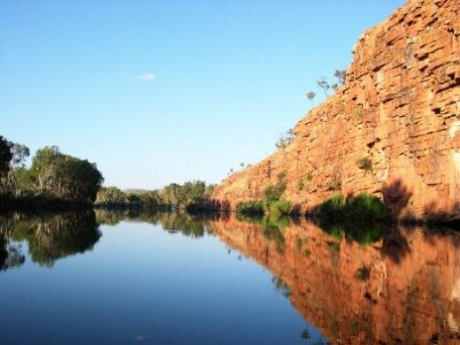 Stunning scenery of MacDonnell Ranges