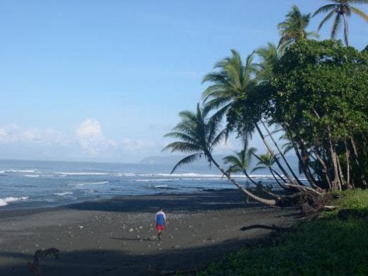 Enjoy the fantastic Costa Rican beach life.