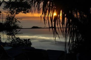 Sunset in Tamarindo.