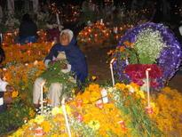 Gravesite vigil