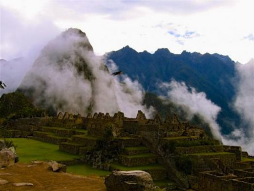 Machu Picchu is as spectacular as promised.