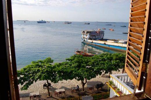 Relax on lovely Zanzibar