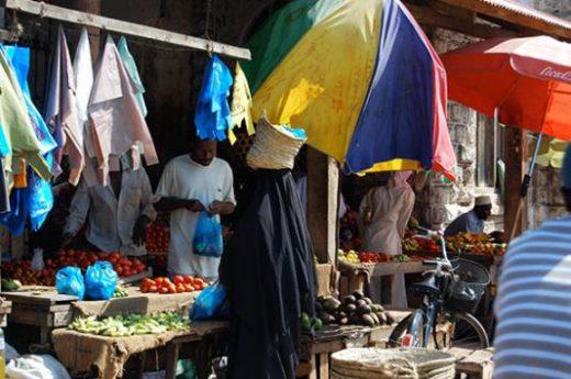 Experience Zanzibar's markets