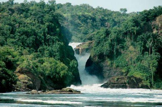 Beautiful Murchison Falls