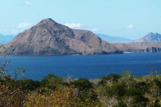 Travel days offer amazing views