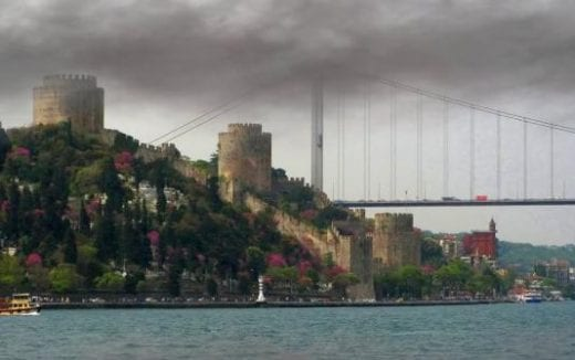 Enjoy a last look of the ancient and the modern in Istanbul