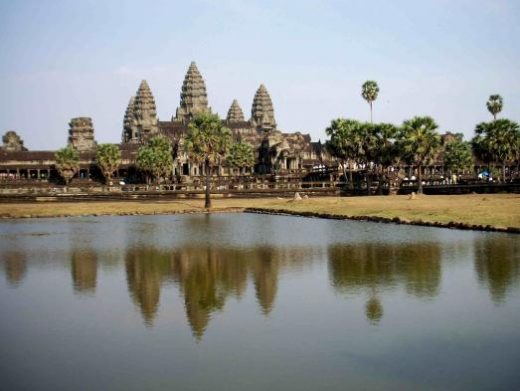 Explore Angkor Wat and other magnificent temples