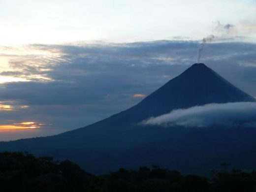Hike the area and see Arenal which