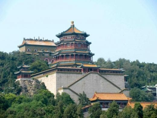 Visit the Summer Palace