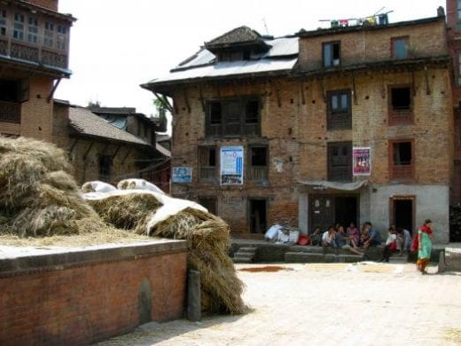 Explore ancient villages of the Kathmandu valley