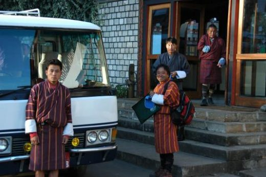 Return to Paro for your last night in Bhutan