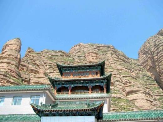 Bingling Monastery