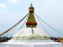 Visit some of Kathmandu's many temples and stupas
