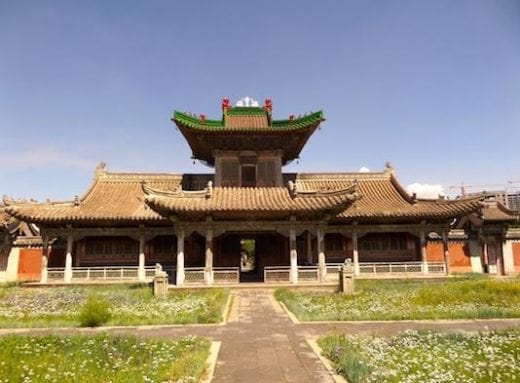 Visit Bogdo Khaan Winter Palace in Ulaan Baatar
