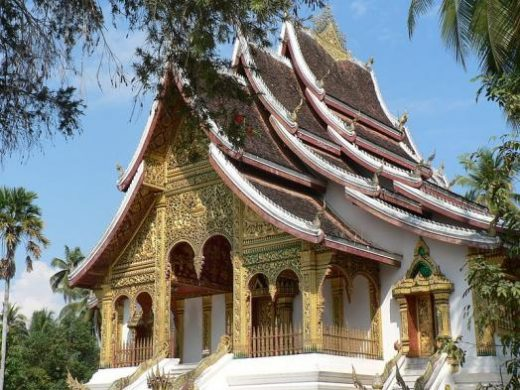 Visit some of the city's many Buddhist temples