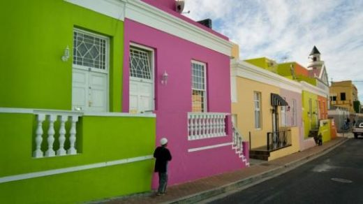 See the colorful cottages of the Bo-Kaap