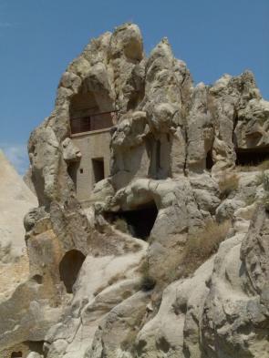 Spend a few days in the unusual landscape of Cappadocia