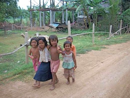 Meet children of the Mekong