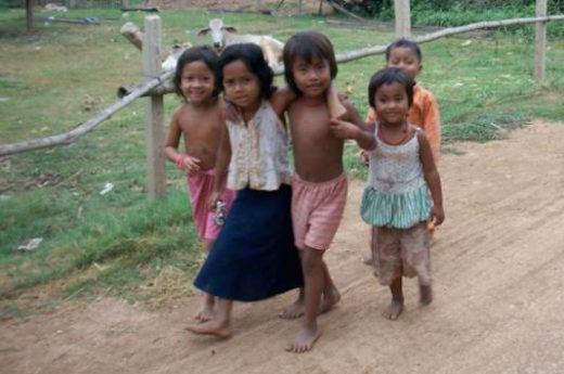 Meet the friendly children of the Mekong