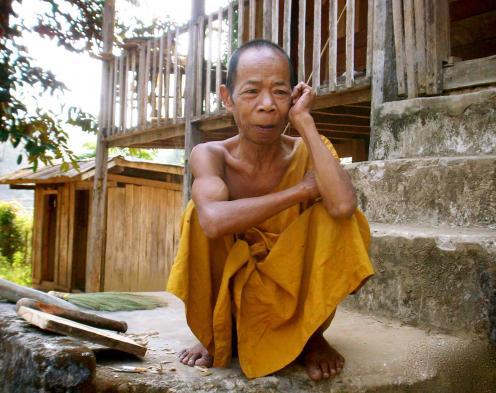 Bid farewell to Laos