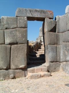 Visit the nearby ruins of Cusco