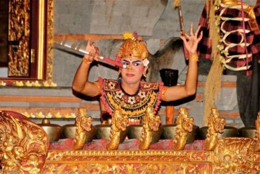 Balinese musical ensembles