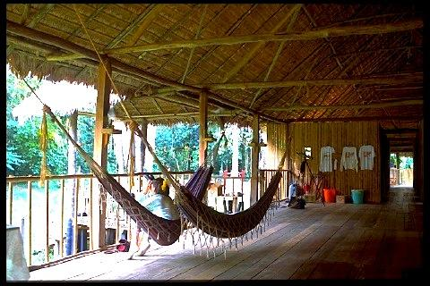 Relax at Tambopata Research Center