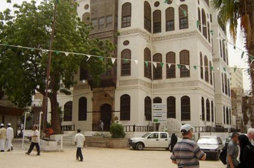 See the Nasif House in Jeddah