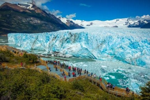 Consider extending in the Patagonia region
