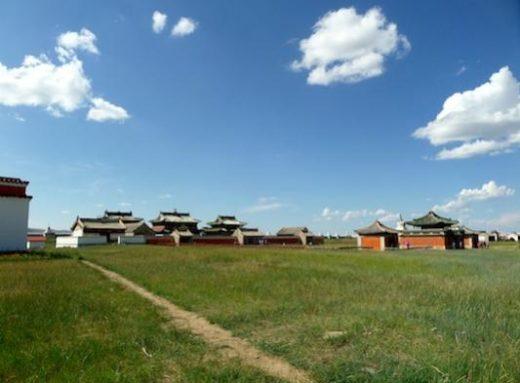 Visit the Erdene Zuu Monastery in Karakorum