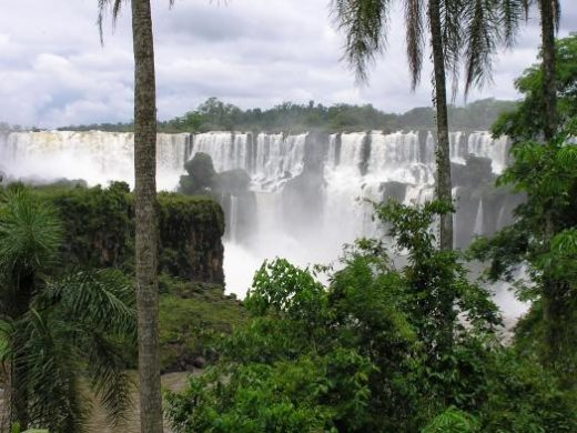 See the Falls from different perspectives