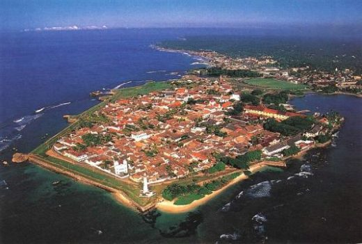 Spend some time exploring intriguing Galle