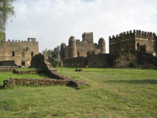 Explore Gondar Castle