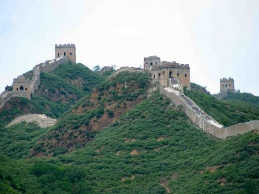 Hike a stretch of the Great Wall