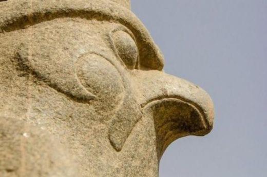 Horus at Edfu